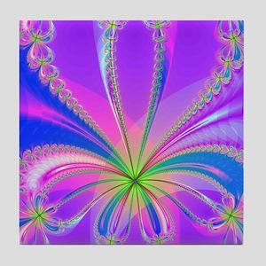 Fractal 20090610 Tile Coaster