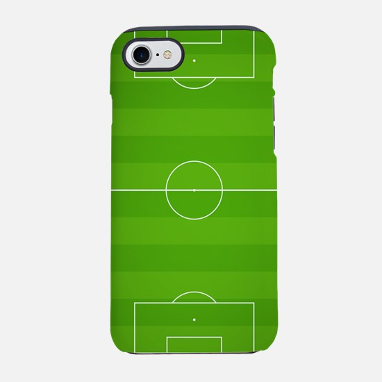 Soccer field iPhone 7 Tough Case