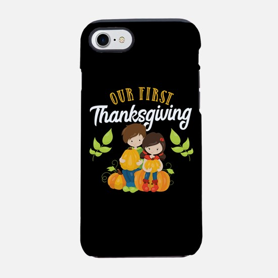 Our 1st Thanksgiving iPhone 7 Tough Case