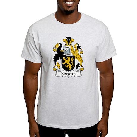 Kingston Family Crest Light T-Shirt