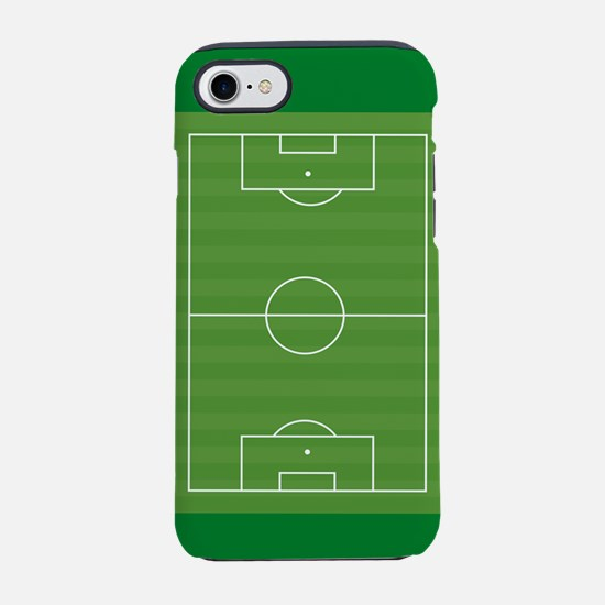 Soccer field iPhone 7 Tough Case