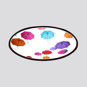 Umbrella sunshade parasol pattern design Patch