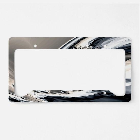 Cool Mercury License Plate Holder