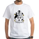 Killingworth Family Crest White T-Shirt