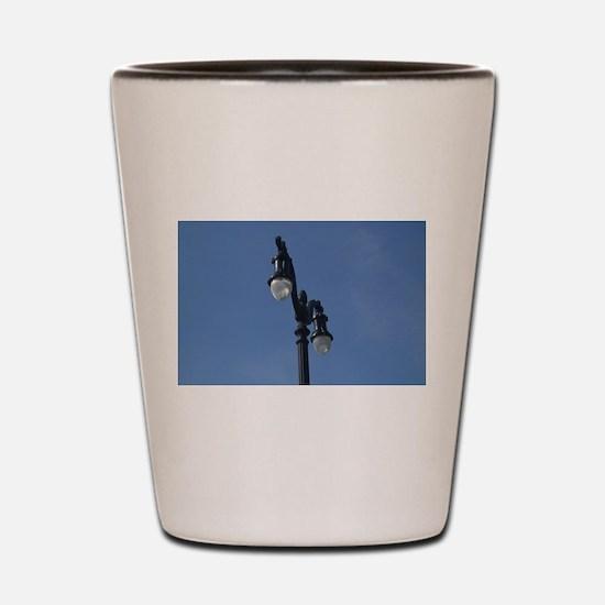 Cute Lamppost Shot Glass