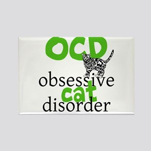 Cat Disorder Magnets