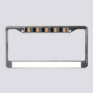 hillary clinton License Plate Frame
