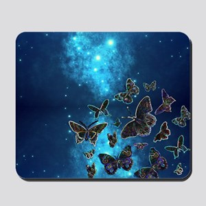 Night Flight Mousepad