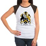 Kenyon Family Crest Women's Cap Sleeve T-Shirt