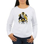 Kenyon Family Crest Women's Long Sleeve T-Shirt