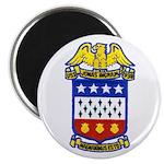 USS JONAS INGRAM Magnet