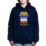 USS JONAS INGRAM Women's Hooded Sweatshirt
