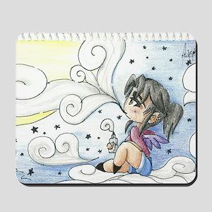 Konomoru Star Clouds Mousepad