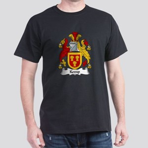 Kemp Family Crest Dark T-Shirt