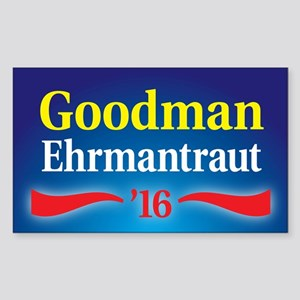 Goodman 2016 Sticker