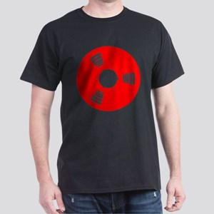 Recording Tape Spool - Red T-Shirt