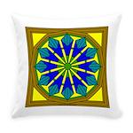 Eternal Flower Wheels 36 Everyday Pillow