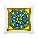 Eternal Flower Wheels 37 Everyday Pillow