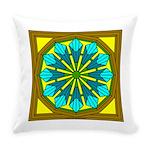 Eternal Flower Wheels 38 Everyday Pillow