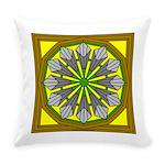 Eternal Flower Wheels 40 Everyday Pillow