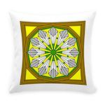 Eternal Flower Wheels 41 Everyday Pillow
