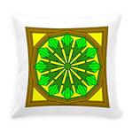 Eternal Flower Wheels 42 Everyday Pillow