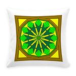 Eternal Flower Wheels 43 Everyday Pillow