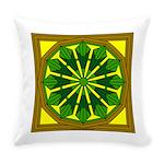Eternal Flower Wheels 44 Everyday Pillow
