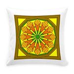 Eternal Flower Wheels 45 Everyday Pillow