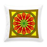 Eternal Flower Wheels 50 Everyday Pillow