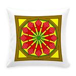 Eternal Flower Wheels 51 Everyday Pillow