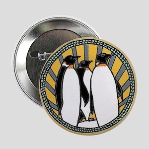 """Epic Penguins 2.25"""" Button"""