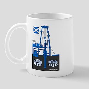 Scotland's Oil Mug