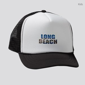 Long Beach Kids Trucker hat