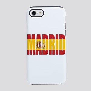 Madrid iPhone 7 Tough Case