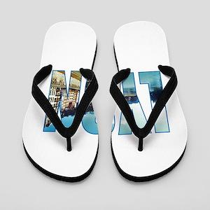 Lyon Flip Flops