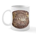 WY Centennial Mug