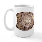 WY Centennial Large Mug