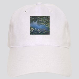 Water Lilies by Claude Monet Cap