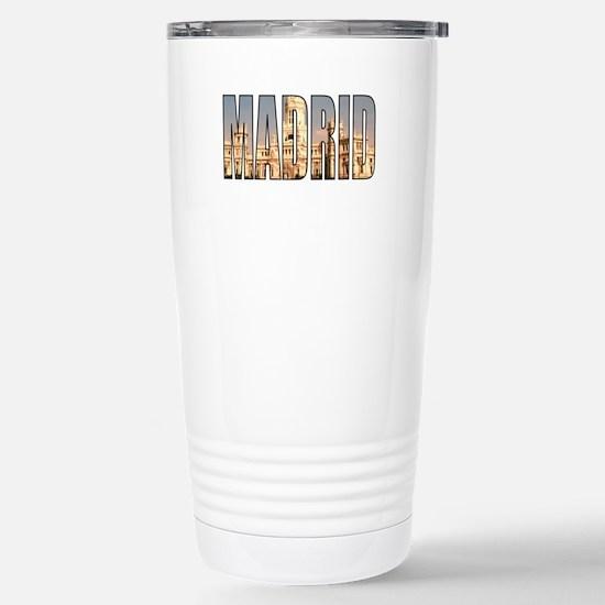 Madrid Mugs