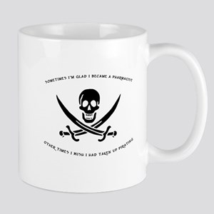 Pharmacy Pirate Mug