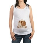 Holy Cow Maternity Tank Top