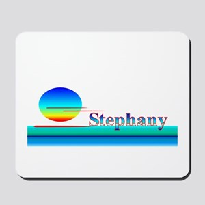 Stephany Mousepad