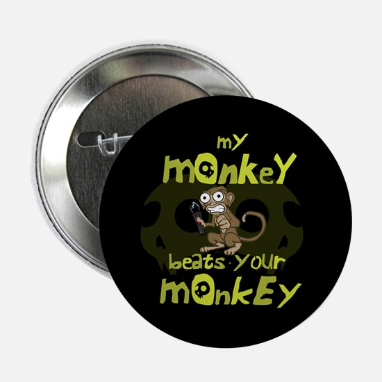 My Monket Beats Your Monkey Button