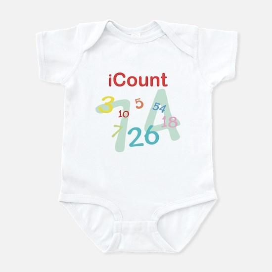 iCount Infant Bodysuit