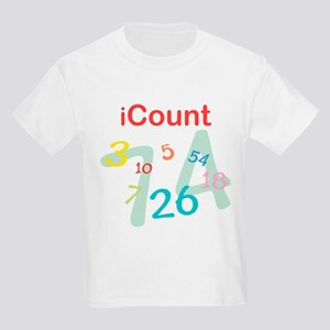 iCount Kids Light T-Shirt