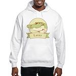 Later Alligator Men's Hooded Sweatshirt