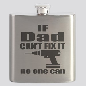 If Dad Can Not Fix It No One Can Flask