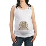 Cool Cat Maternity Tank Top