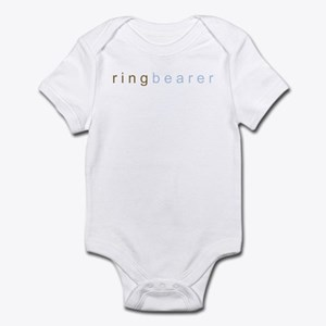 Ring Bearer Infant Creeper